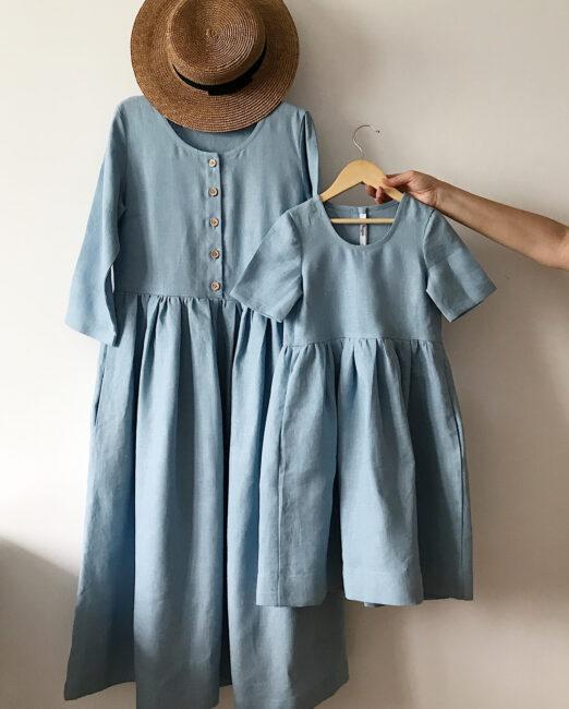 set sukienek